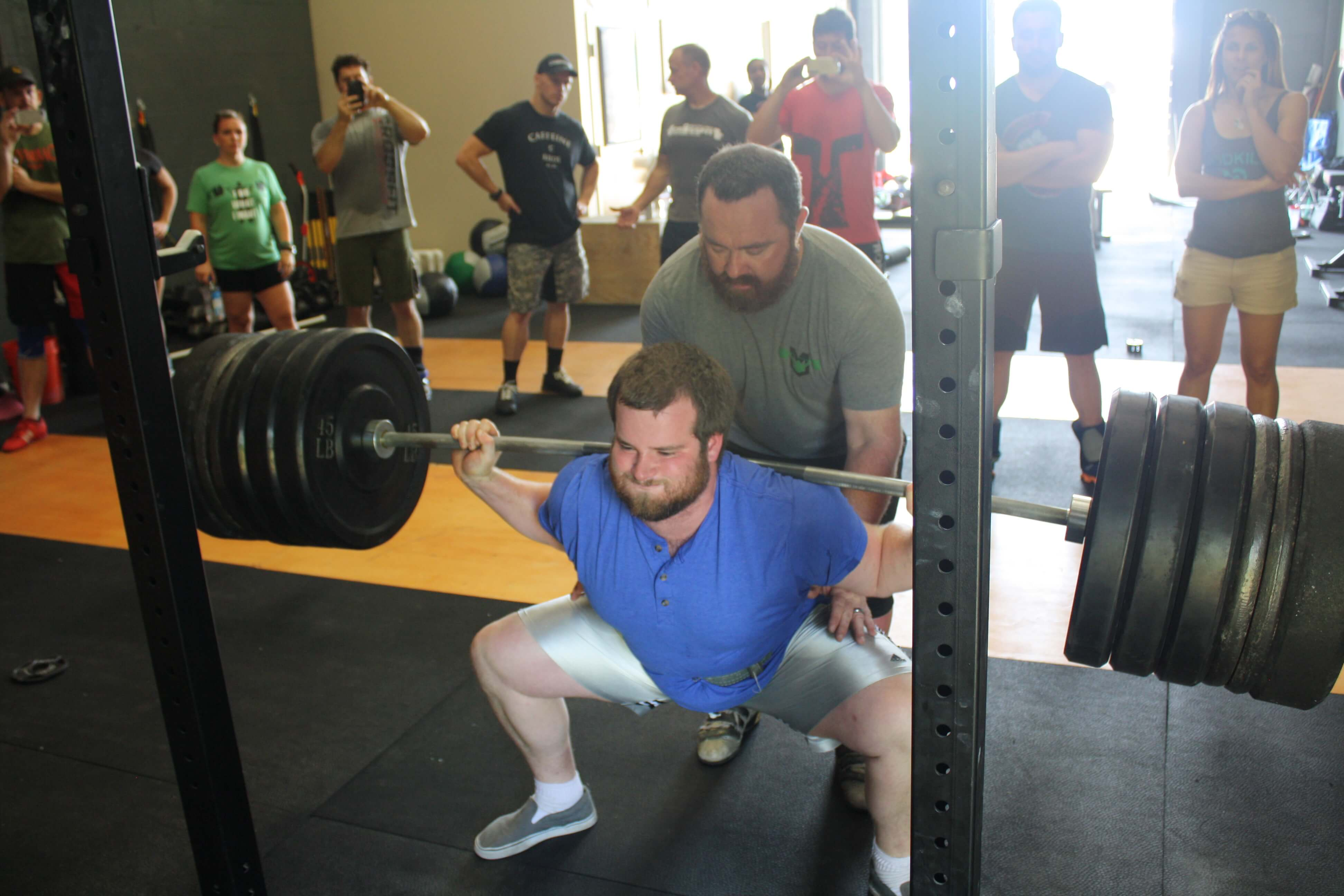High Bar vs  Low Bar Squatting • Stronger by Science