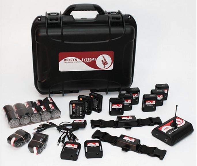 Wireless motion capture technology