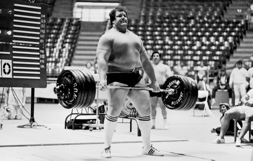 Objective Strength Standards for Powerlifting (Squat / Bench