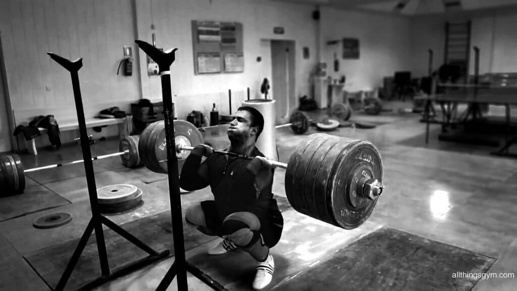 The Sticking Point in the Squat: What Causes It and What To