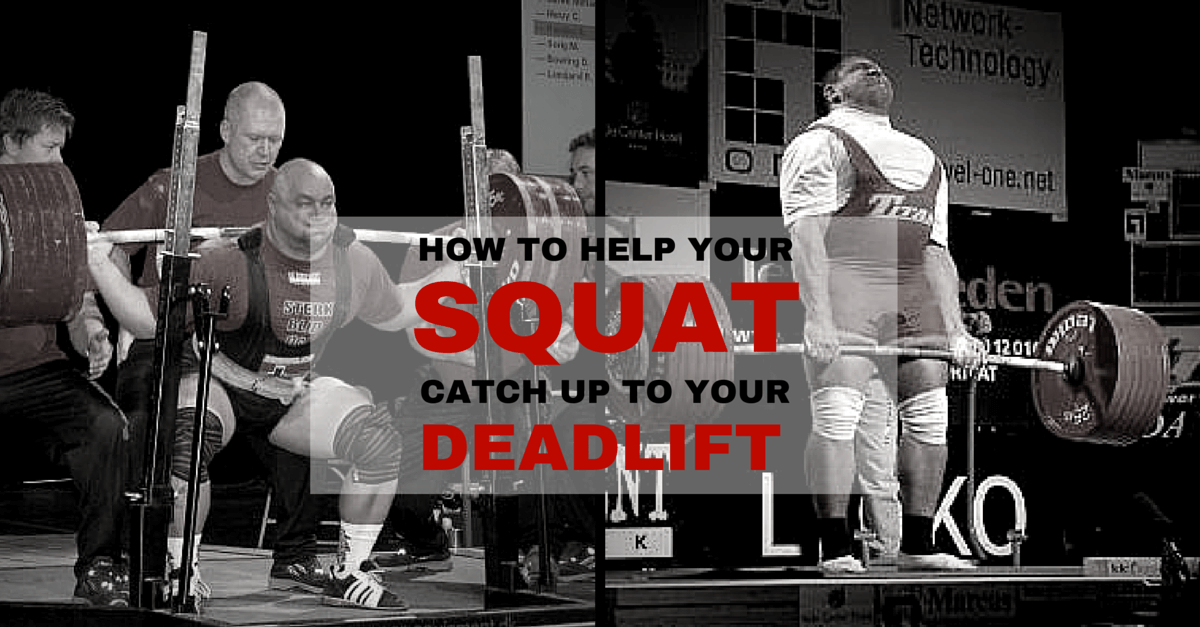 squat catch up with your deadlift