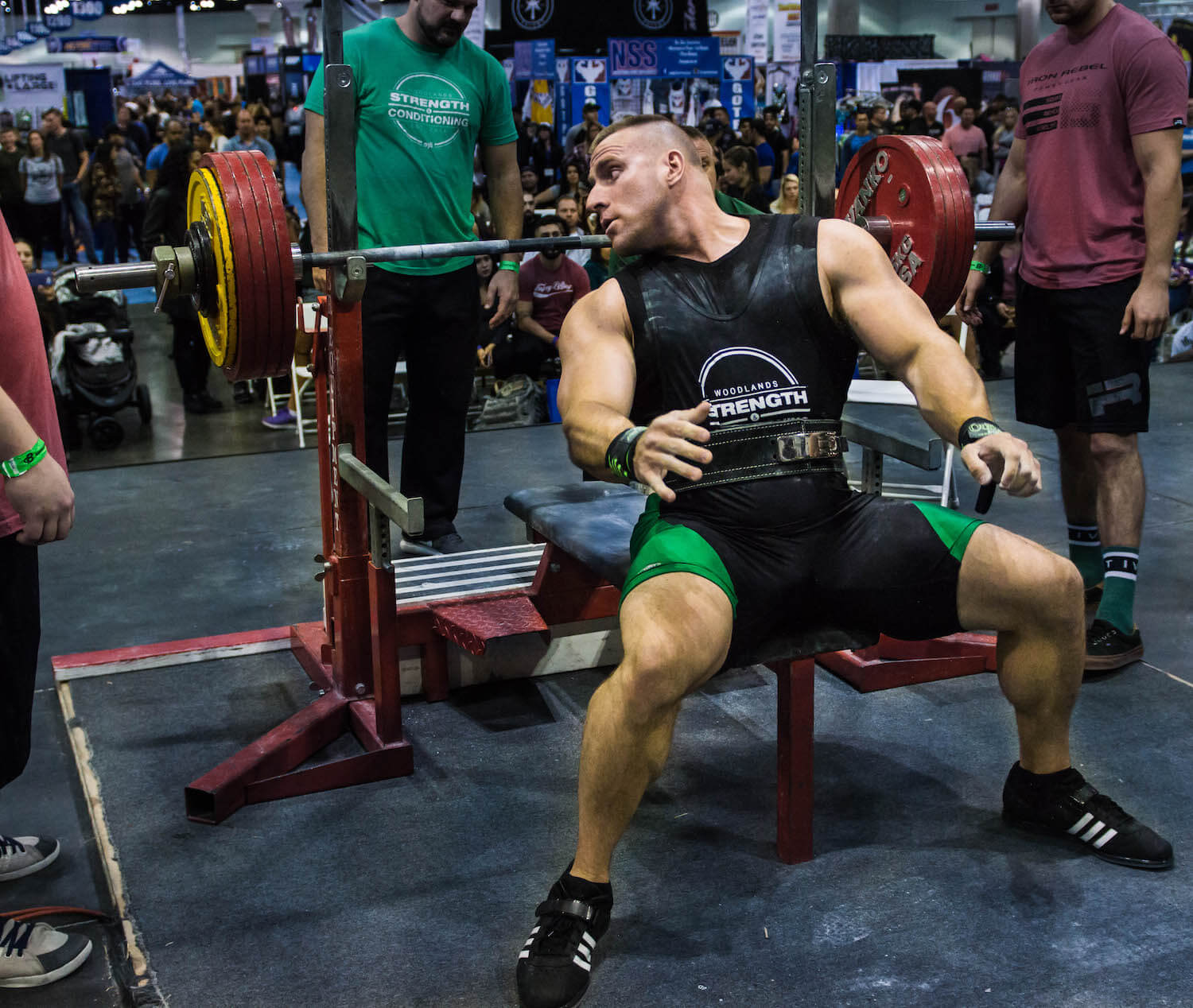 How to Bench Press: The Definitive Guide