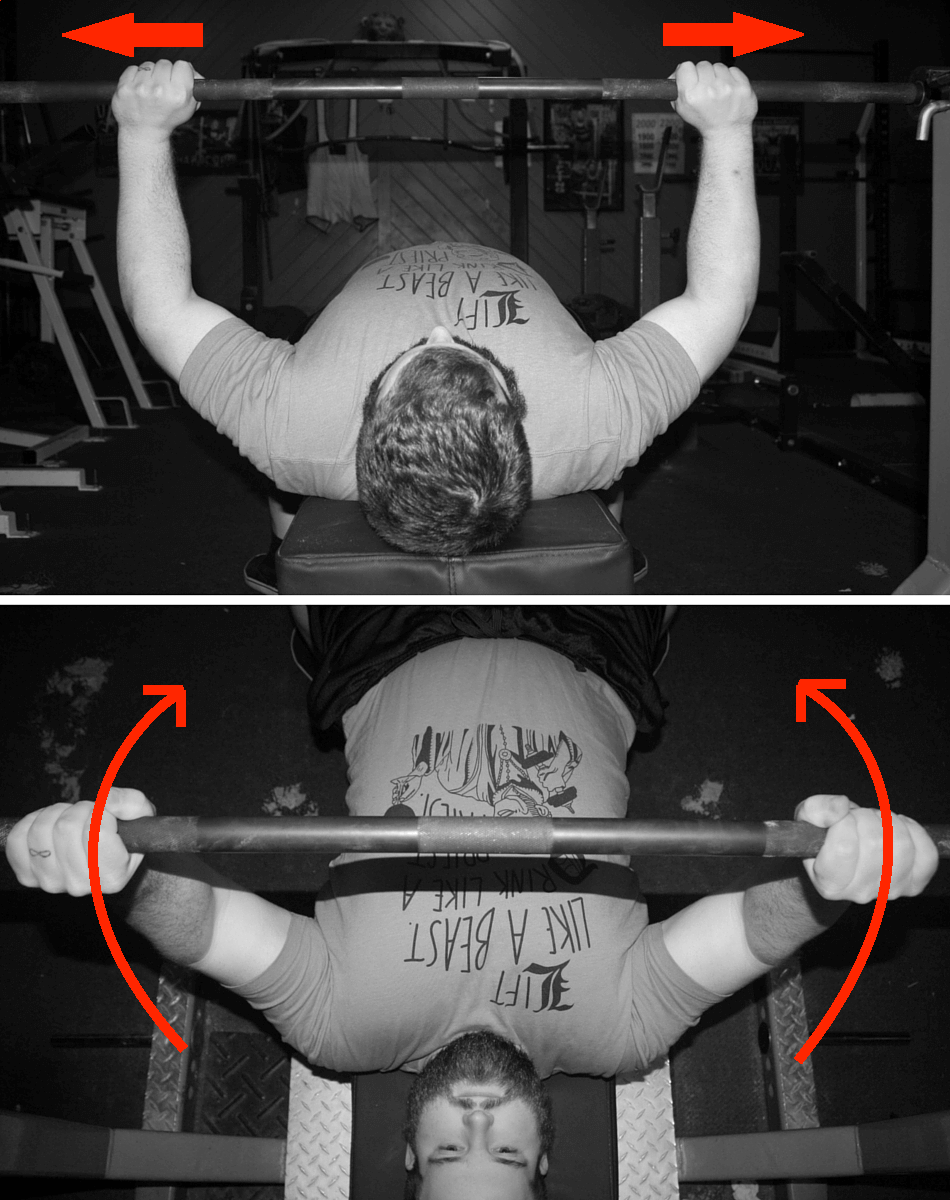 Rip the bar vs. Bend the bar