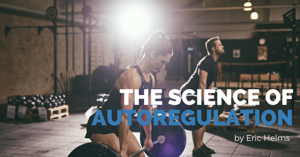 the science of autoregulation